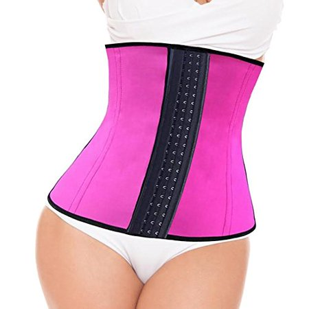 Celebrity Double Wide Waist Trainer Corset, Pink, XX-Large, 4.5 Ounce - Celebrity Halloween Pics