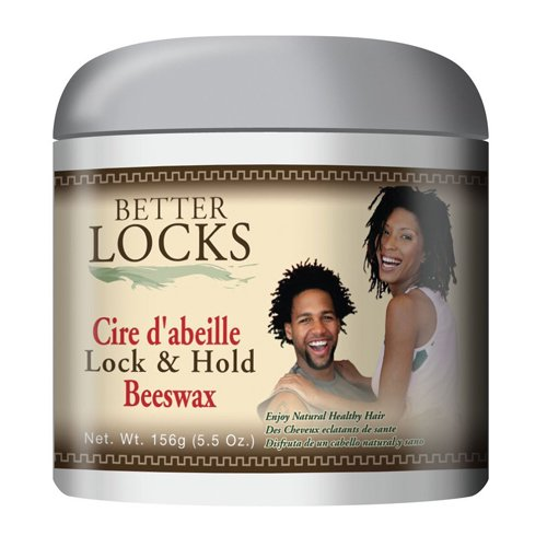 Better Locks Lock And Hold Hair Beeswax 5 5 Oz Walmart Com Walmart Com