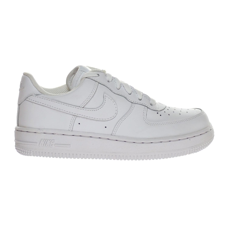 Nike Air Force 1 (PS) Preschool Little Kids Shoes White 314193-117 (1 M US)