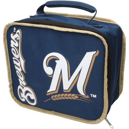 The Northwest Company Milwaukee Brewers Sacked Lunch Box   No Size