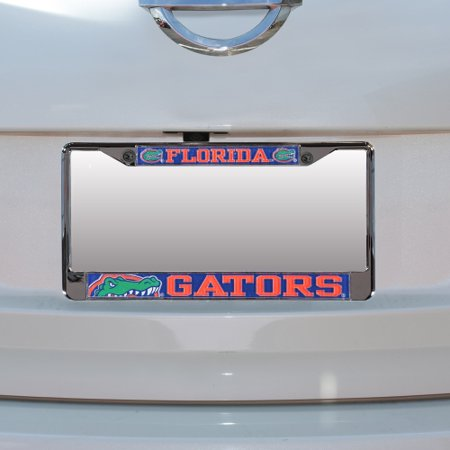 Florida Gators Small Over Large Mega License Plate Frame - No