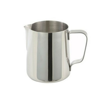Winco Stainless Steel Frothing Pitcher, 33 oz, Silver | 1/Each