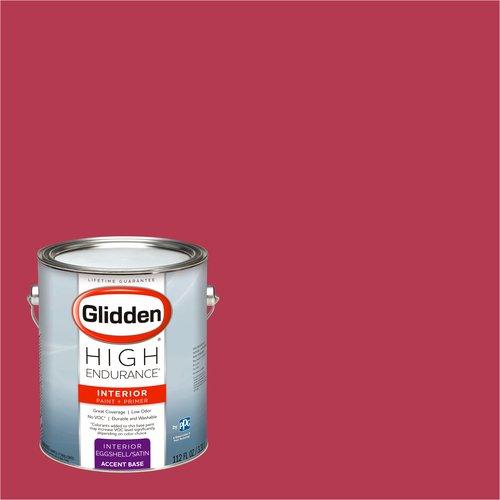 Glidden High Endurance, Interior Paint and Primer, Cherries Jubilee, # 84RR 13/471