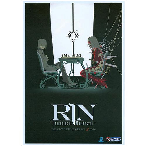 RIN: Daughter Of Mnemosyne: Complete Series - Classic (Japanese)