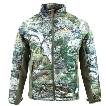 Stitch Insulated Jacket (Mossy Oak Men's Insulated Jacket)