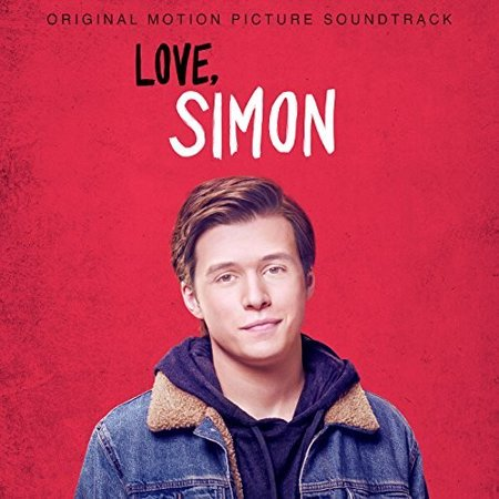 Love, Simon Soundtrack (CD)](Halloween Soundtrack Love Hurts)