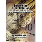 Survive the Great Inflation (Hardcover)