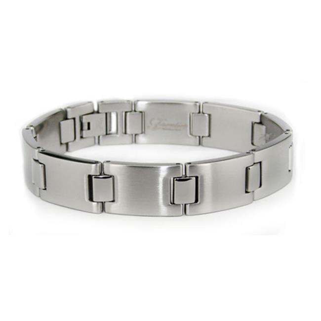 EWC B32074 Stainless Steel Mens Link Bracelet