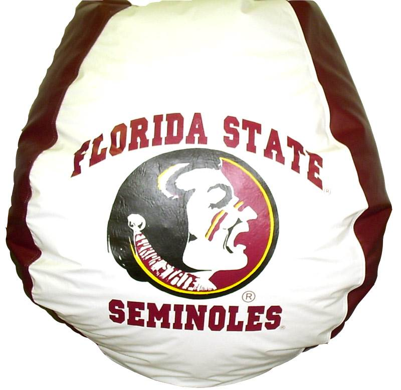 Florida St. Seminoles vinyl Bean Bag
