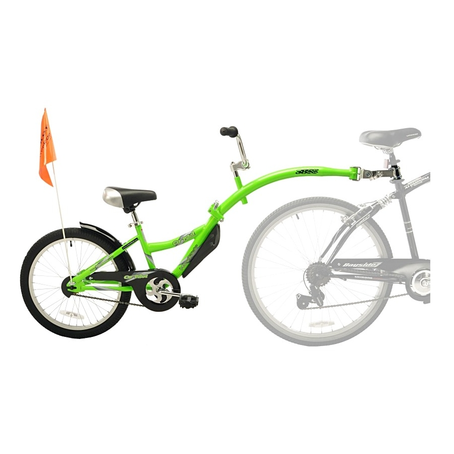 Kent 36457 Trailer - for Bicycle - Green