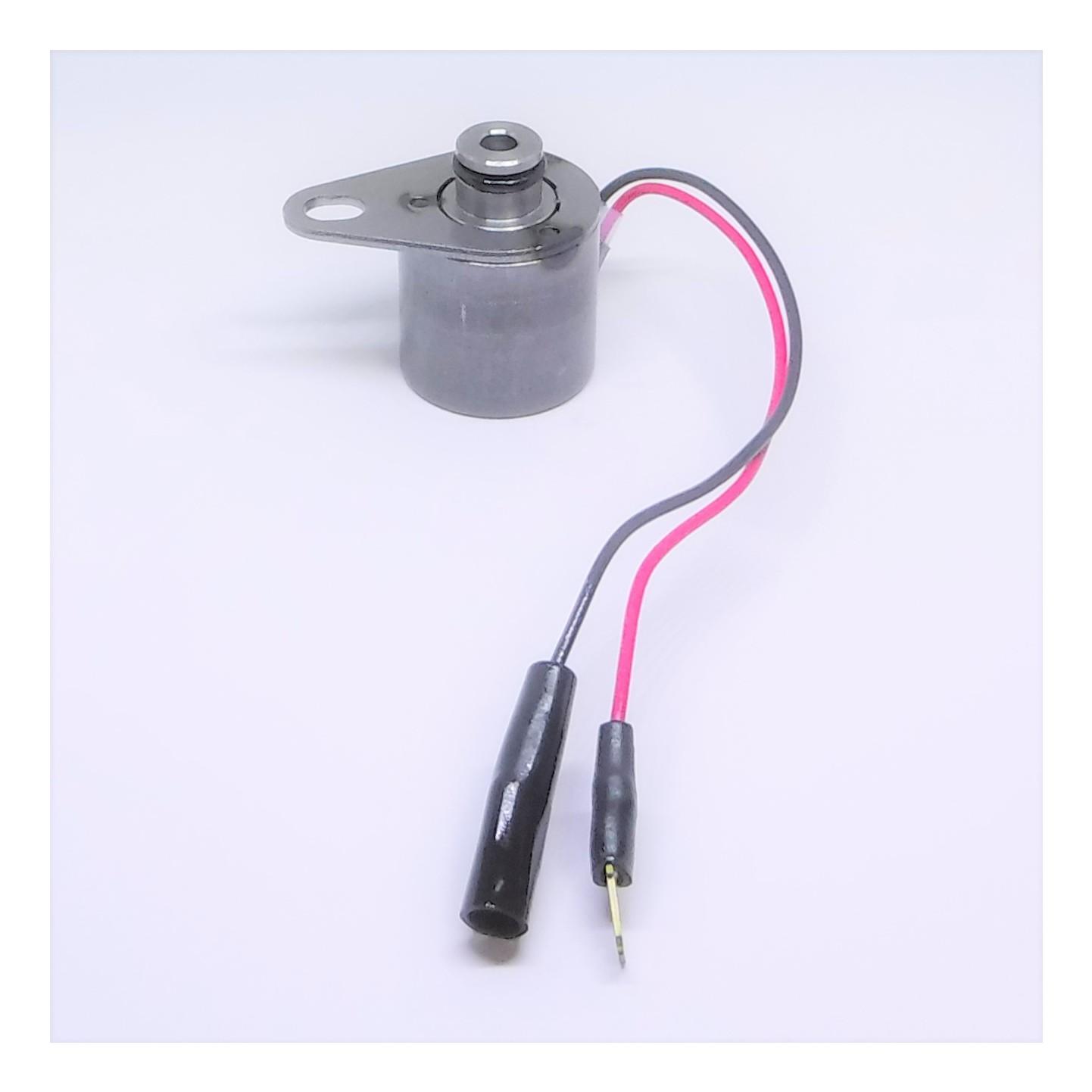 Solenoid  Lock-up  Torque Converter Clutch