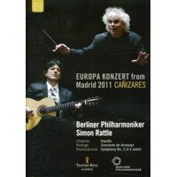 Europa Konzert 2011: Madrid (DVD)