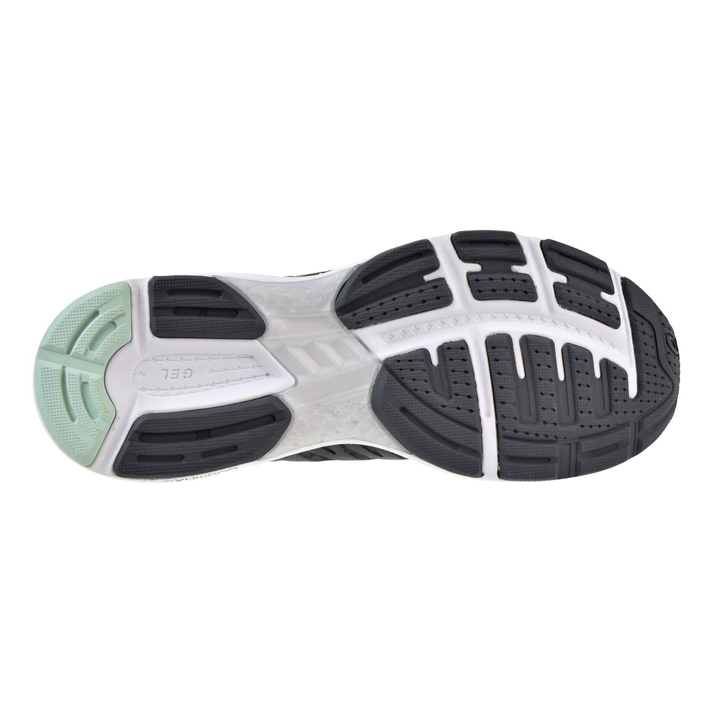 Asics Women's Gel-Exalt 4 Mid Grey / Silver Glacier Sea Ankle-High Running Shoe - 11M