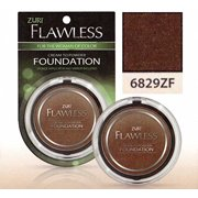 Zuri Flawless Cream to Powder Foundation - Cocoa (Pack of 6)