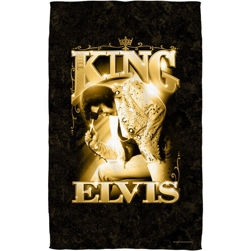 Elvis Presley Towel