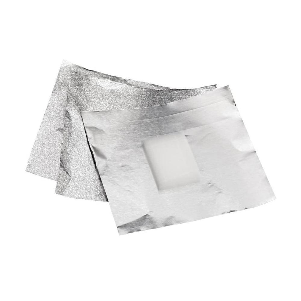 Creative Nail Design Shellac Foil Remover Wraps - 250 Cou...