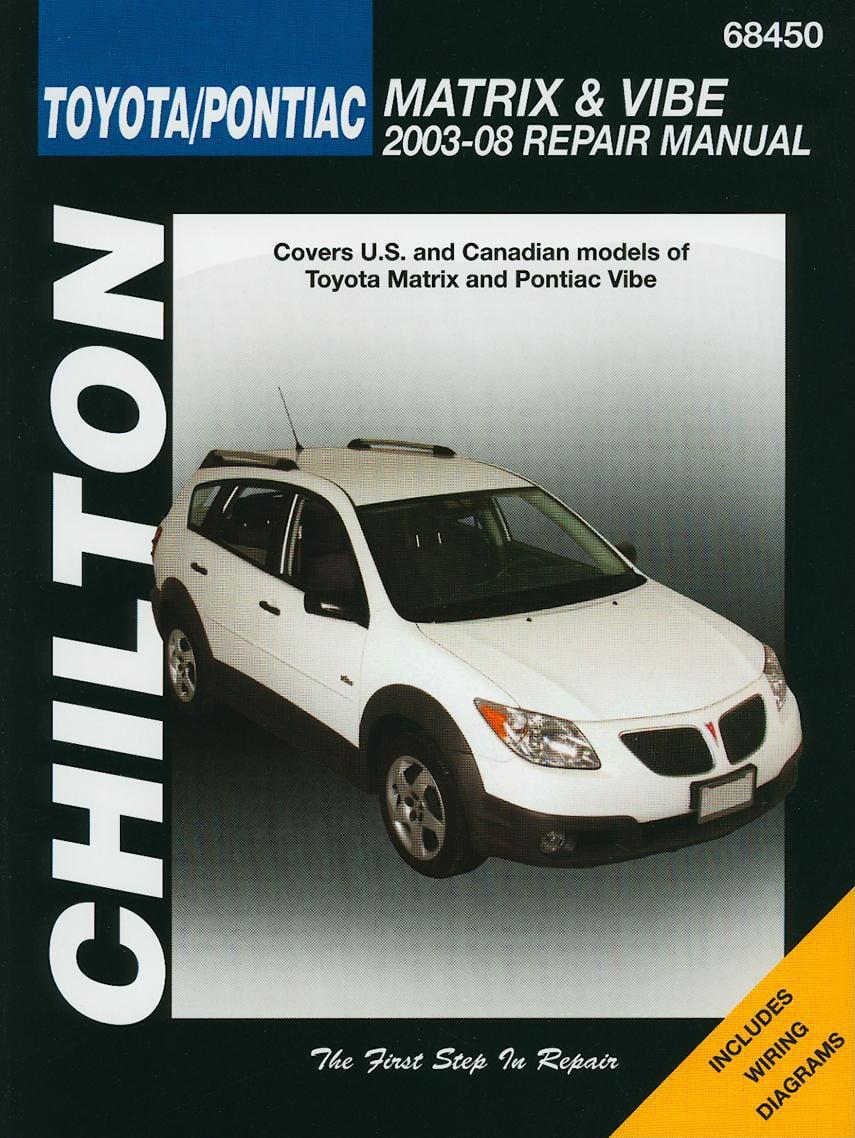 chilton s toyota matrix pontiac vibe 2003 08 repair manual rh walmart com 2003 pontiac vibe manual transmission problems 2003 pontiac vibe manual transmission fluid