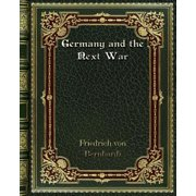 Germany and the Next War Paperback