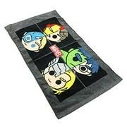 Disney  Kids Boys Avengers Sports Towel 13 X 24  Casual