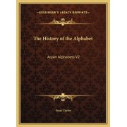 The History of the Alphabet (Hardcover)