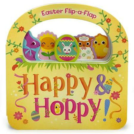 Happy & Hoppy: Easter Basket Flip-A-Flap Board Book (Board Book)](Minions Happy Easter)