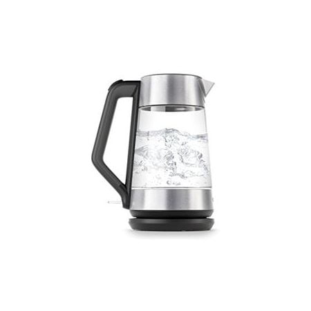 7.4-Cup Cordless Glass Electric Kettle