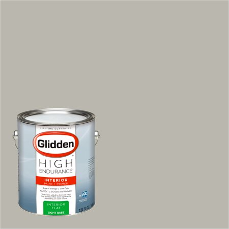 Glidden High Endurance, Interior Paint and Primer, Aged Stucco Grey, # 70YY