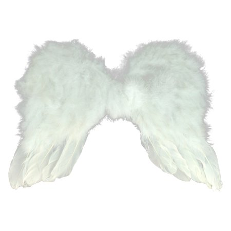 Cheap Wigs Online (Feather Angel Wings Fashion Costume Accessory Fancy Dress Photo/Play/Movie)