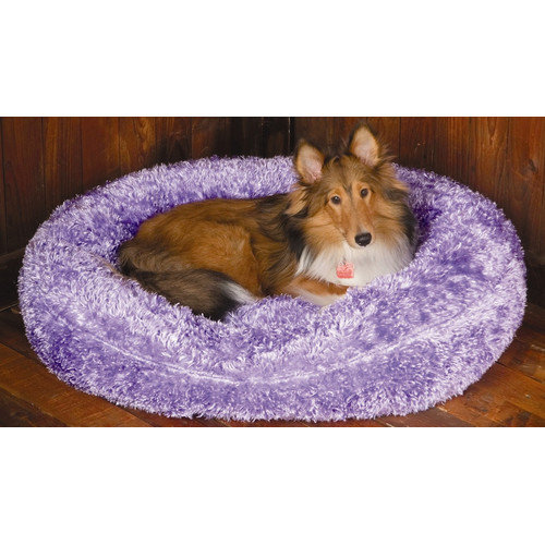 Paus Towne Square Donut Dog Bed
