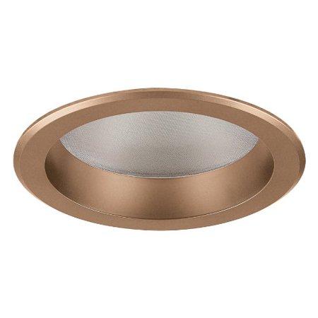 Lightolier 1078 5 Inch Dropped Opalex Diffuser Reflector Trim Round Lytecaster Lexan