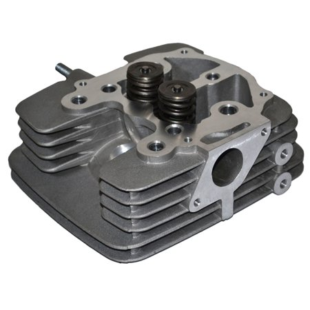 Flat Head Cylinder Heads (Top Notch Parts Honda Rancher Trx 350 TRX350 FA FM TE TM Cylinder Head Fits 2001-2006 )