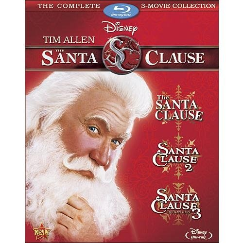 The Santa Clause 3-Movie Collection (Blu-ray) (Widescreen)