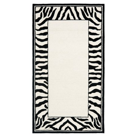 Safavieh Chelsea Petrina Zebra Bordered Area Rug or Runner