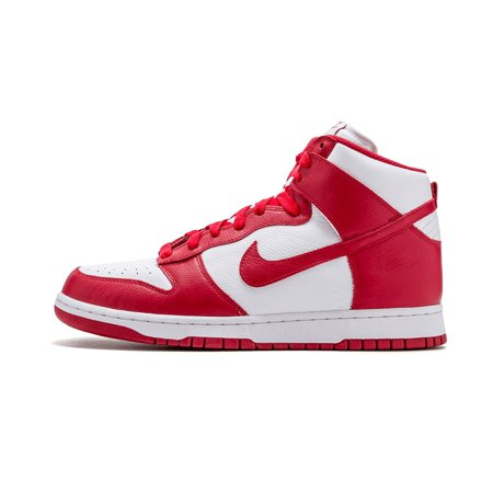 ed5e279e0b5f Nike - Nike Men s Dunk Retro QS High Top Basketball Shoes-White ...