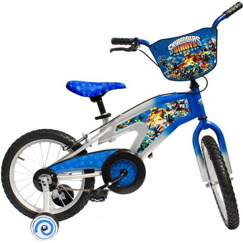 """16"""" Street Flyers Skylanders BMX Bike, Blue"""