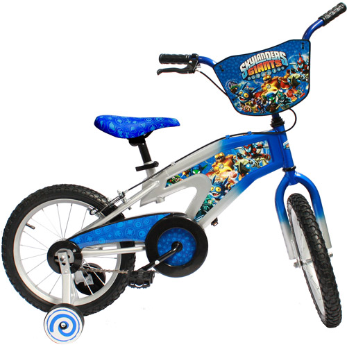 "16"" Street Flyers Skylanders BMX Bike, Blue"