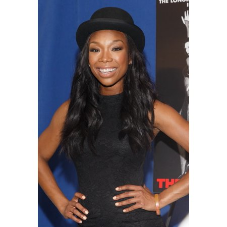 Brandy Norwood At A Public Appearance For Brandy Norwood Makes Broadway Debut In Chicago Ripley-Grier Studios New York Ny April 17 2015 Photo By Jason SmithEverett Collection (Brandy Norwood The Best Of Brandy)