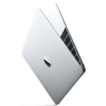 Apple Macbook (MNYF2LL/A) 12-inch Retina Display Intel Core m3 256GB - Silver (Mid-2017) (Certified (Mac Whisper Of Gilt Coming Back 2017)
