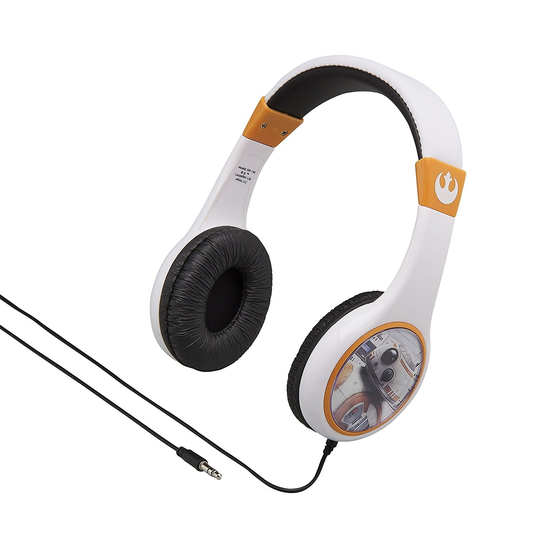 Star Wars Kid Friendly Headphones for Safe Listening