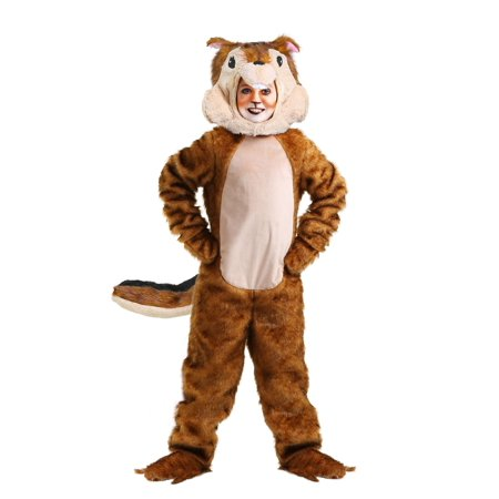 Chipmunk Child Costume](Alvin Chipmunk Costume)