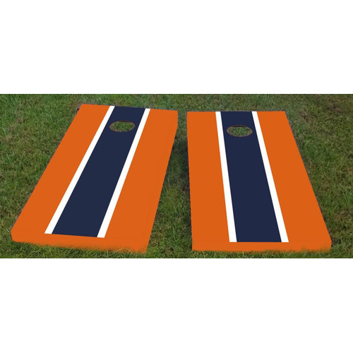 Custom Cornhole Boards Auburn Cornhole Game (Set of 2) by Custom Cornhole Boards