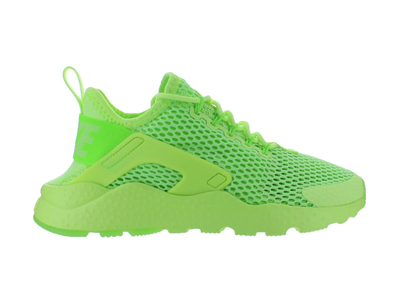 Womens Nike Air Huarache Run Ultra Breathe Ghost Green Electric Green