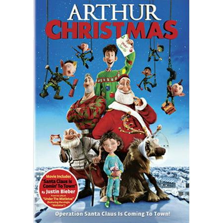 Arthur Christmas (DVD)](Arthur Halloween Movie)