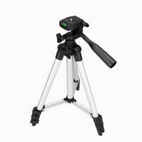 Anauto Professional Camera Tripod Stand Holder Flexible Portable Aluminum Tripod Stand With Bag For Canon Nikon DSLR Camera