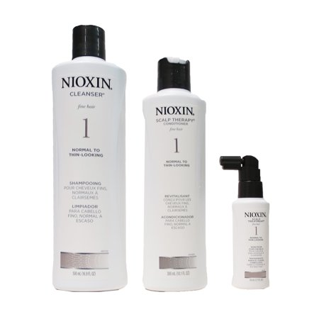 Nioxin Nioxin System 1 Thinning Hair Kit For Normal To