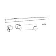 """Traverse Sheer Rod Kit 66""""-120"""""""