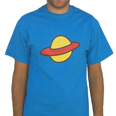 chuckie finster t shirt costume saturn rugrats planet cosplay mens womens gift walmartcom