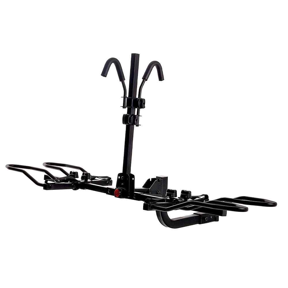 Details about  /Heavy Duty 2 Bike Bicycle Hitch Mount Carrier Platform Luggage Rack For CAR SUV