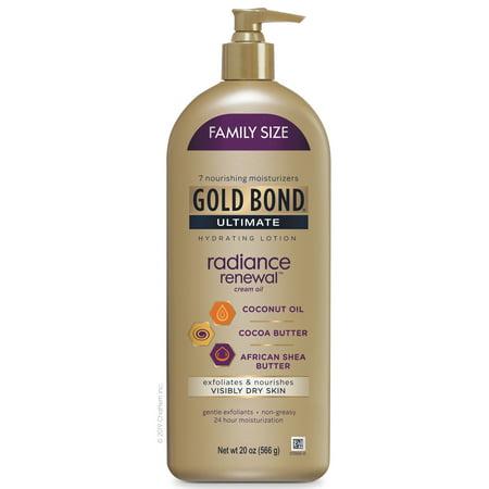 Gold Bond Ultimate Radiance Renewal Skin Lotion (2...