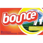 Procter & Gamble 881174 Bounce Dryer Sheets Fabric Softener Outdoor Fresh 160 Ct -Pack of 3